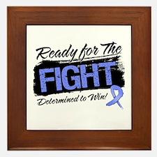 Ready Fight Esophageal Cancer Framed Tile