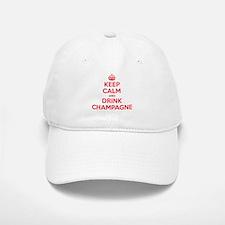K C Drink Champagne Baseball Baseball Cap