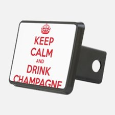 K C Drink Champagne Hitch Cover