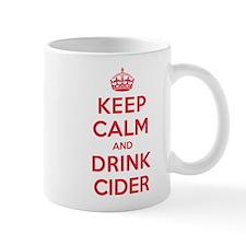 K C Drink Cider Mug