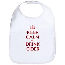 K C Drink Cider Bib