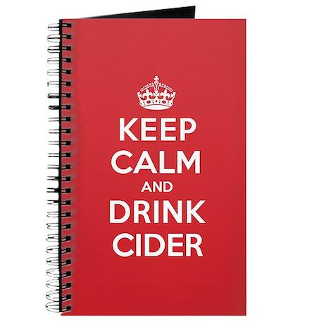 K C Drink Cider Journal