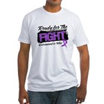 Ready Fight GIST Cancer Fitted T-Shirt