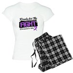 Ready Fight GIST Cancer Women's Light Pajamas