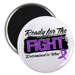 Ready Fight GIST Cancer Magnet