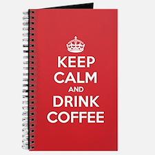 K C Drink Coffee Journal
