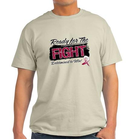 Ready Fight Head Neck Cancer Light T-Shirt