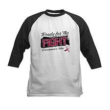 Ready Fight Head Neck Cancer Tee