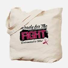 Ready Fight Head Neck Cancer Tote Bag