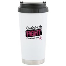Ready Fight Head Neck Cancer Travel Mug