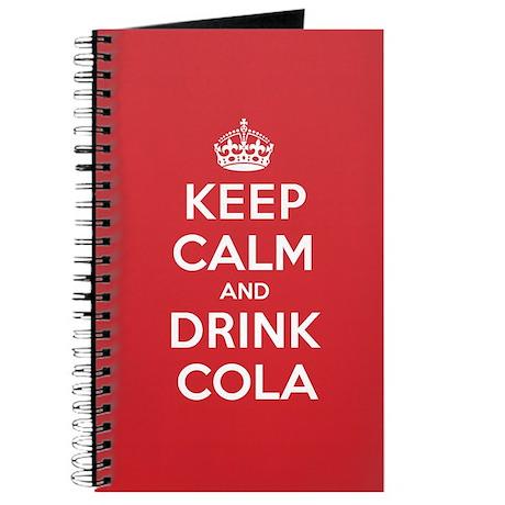 K C Drink Cola Journal