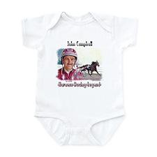 John Campbell Infant Creeper
