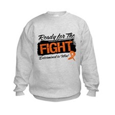 Ready Fight Kidney Cancer Sweatshirt