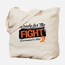 Ready Fight Leukemia Tote Bag