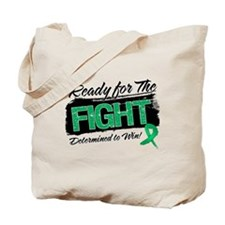 Ready Fight Liver Cancer Tote Bag