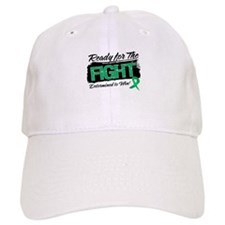 Ready Fight Liver Cancer Baseball Cap