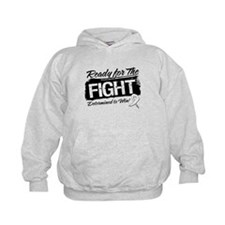 Ready Fight Lung Cancer Hoody