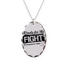 Ready Fight Lung Cancer Necklace