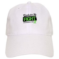 Ready Fight Lymphoma Baseball Cap