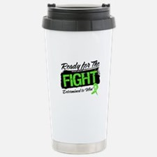 Ready Fight Lymphoma Travel Mug