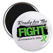 Ready Fight Lymphoma Magnet