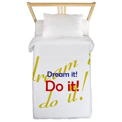 Dream It Do It Twin Duvet