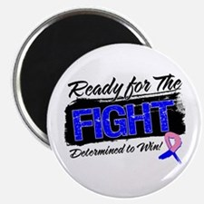 """Fight Male Breast Cancer 2.25"""" Magnet (100 pack)"""