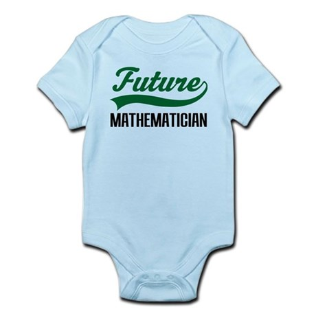 Future Mathematician Infant Bodysuit