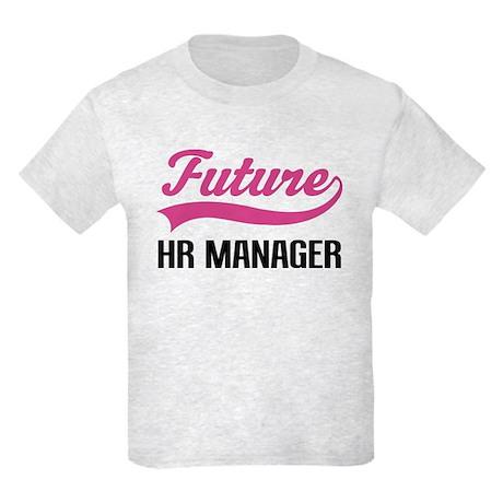 Future HR Manager Kids Light T-Shirt