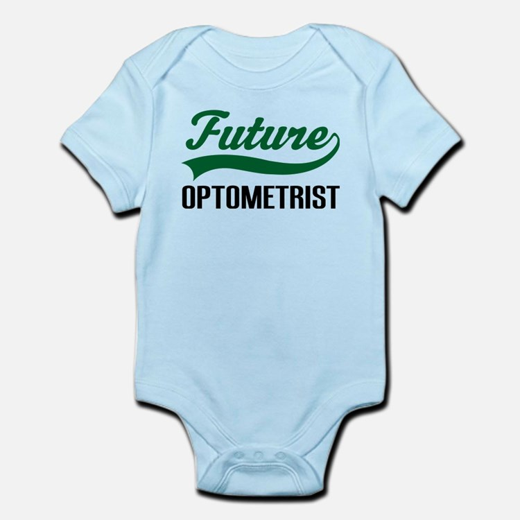 Future Optometrist Infant Bodysuit