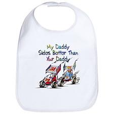 Sprint Car Fanatic Slider Bib