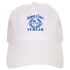 Italian World Cup Soccer Baseball Cap
