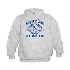 Italian World Cup Soccer Hoodie