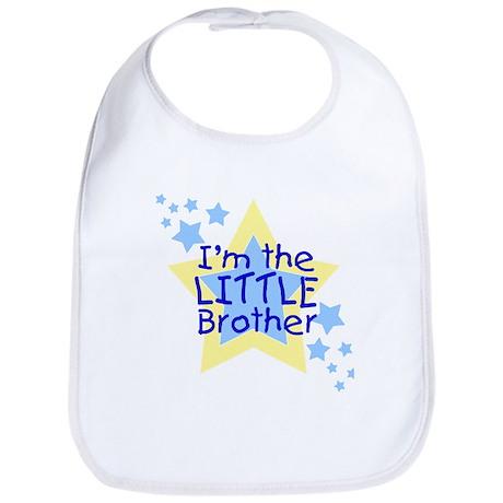 I'm the Little Brother Bib
