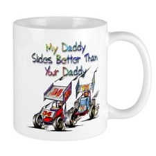 Sprint Car Fanatic Mug