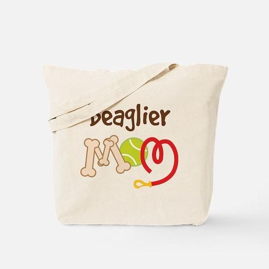 Beaglier Dog Mom Tote Bag
