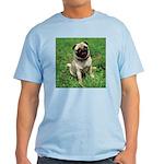 Cute Pug Light T-Shirt
