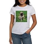 Cute Pug Women's T-Shirt