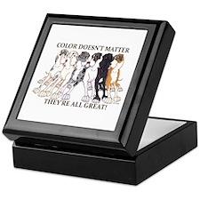 N Pet All Great Keepsake Box