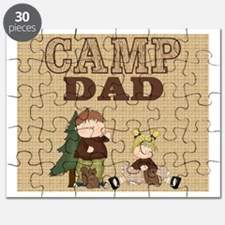 Camp Dad Puzzle