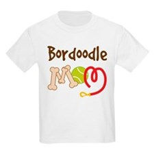 Bordoodle Dog Mom T-Shirt