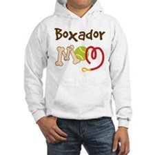 Boxador Dog Mom Hoodie