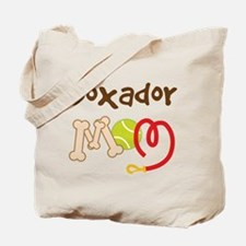 Boxador Dog Mom Tote Bag
