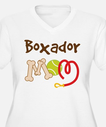 Boxador Dog Mom T-Shirt