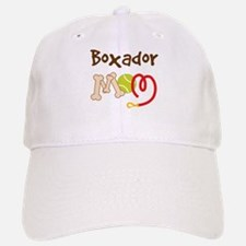 Boxador Dog Mom Baseball Baseball Cap