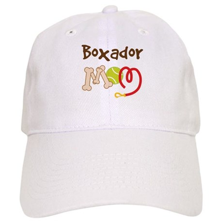 Boxador Dog Mom Cap