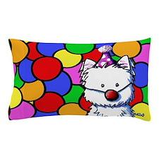 Birthday Westie Pillow Case