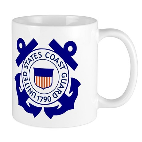 Coast Guard TC2<BR> 11 Ounce Mug