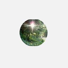 Sunbeam of Hope/Scripture Mini Button