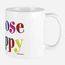 Choose Happy Small Small Mug